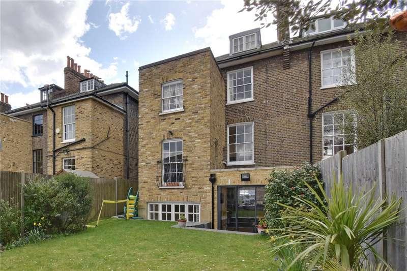5 Bedrooms Semi Detached House for sale in Vanbrugh Park, Blackheath, London, SE3