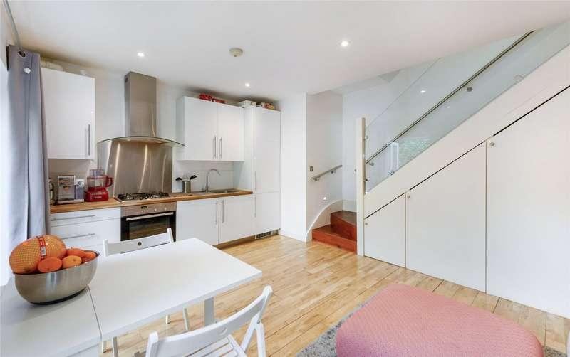 1 Bedroom Flat for sale in Lullington Road, London, SE20