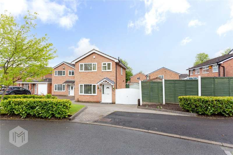 3 Bedrooms Detached House for sale in Tetbury Drive, Bolton, BL2
