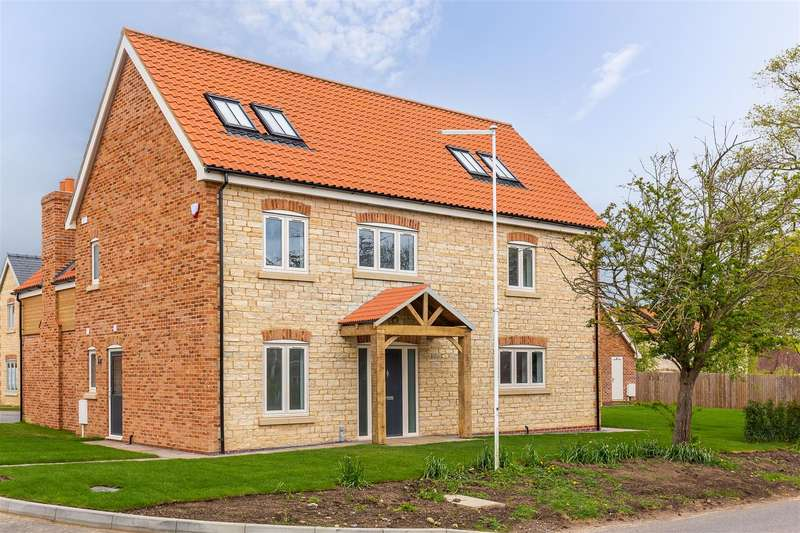 6 Bedrooms House for sale in Plot 18, 617 Court, Scampton, Lincoln