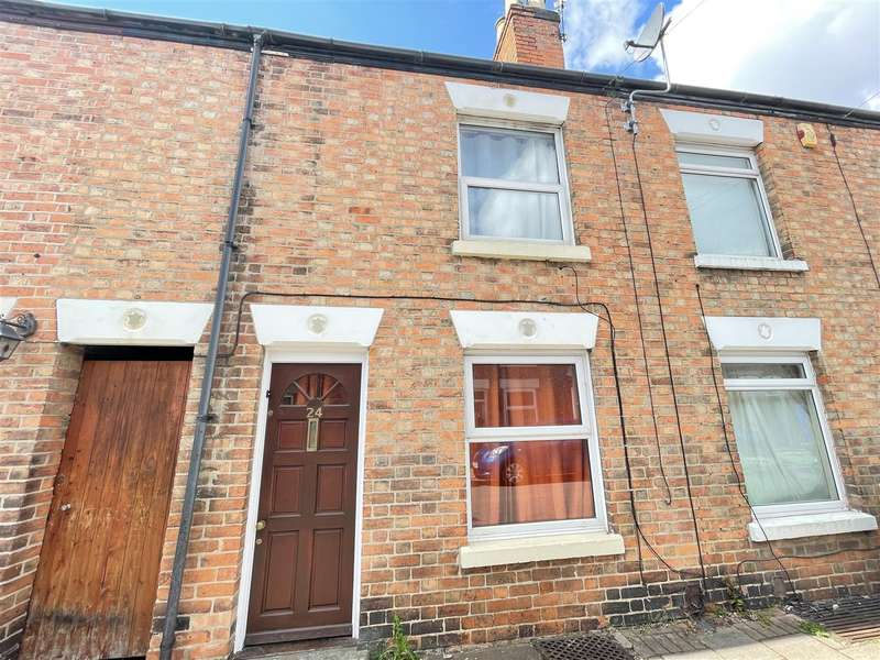 2 Bedrooms Terraced House for sale in School Street, Loughborough, LE11 1BP