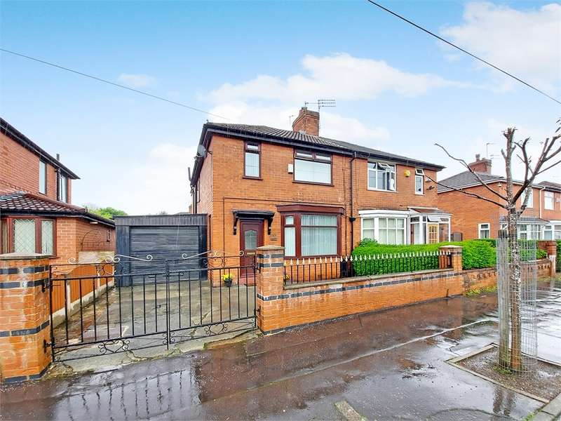 4 Bedrooms Semi Detached House for sale in Hodge Street, Blackley, Manchester