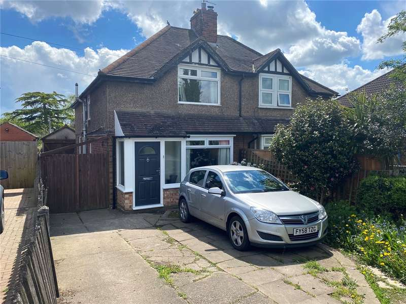 3 Bedrooms Semi Detached House for sale in Cliffe Road, Gonerby Hill Foot, Grantham, NG31