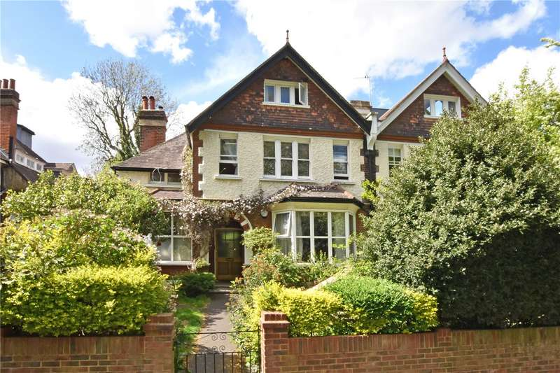5 Bedrooms Semi Detached House for sale in Beaconsfield Road, Blackheath, London, SE3