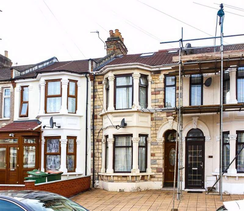 4 Bedrooms Terraced House for sale in Sheringham Avenue, Manor Park, London
