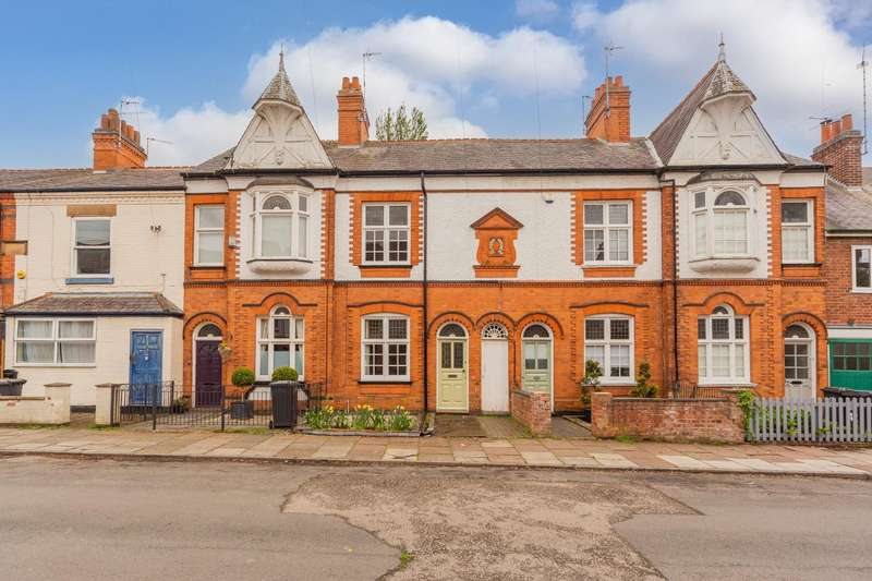 2 Bedrooms Terraced House for sale in South Knighton Road, Leicester