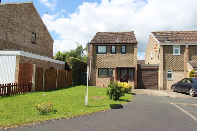 3 Bedrooms Link Detached House for sale in Ansdell Drive, Gloucester, GL3