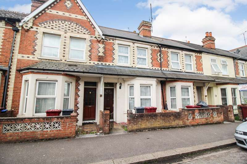3 Bedrooms Terraced House for sale in Catherine Street, Reading, RG30