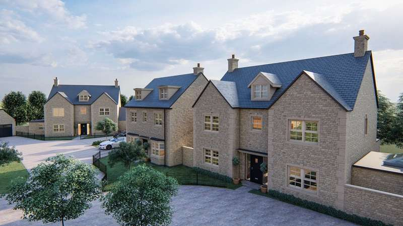 5 Bedrooms Detached House for sale in Top Lock Meadows, Stamford