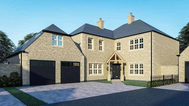 5 Bedrooms Detached House for sale in Top Lock Meadows, Uffington Road, Stamford