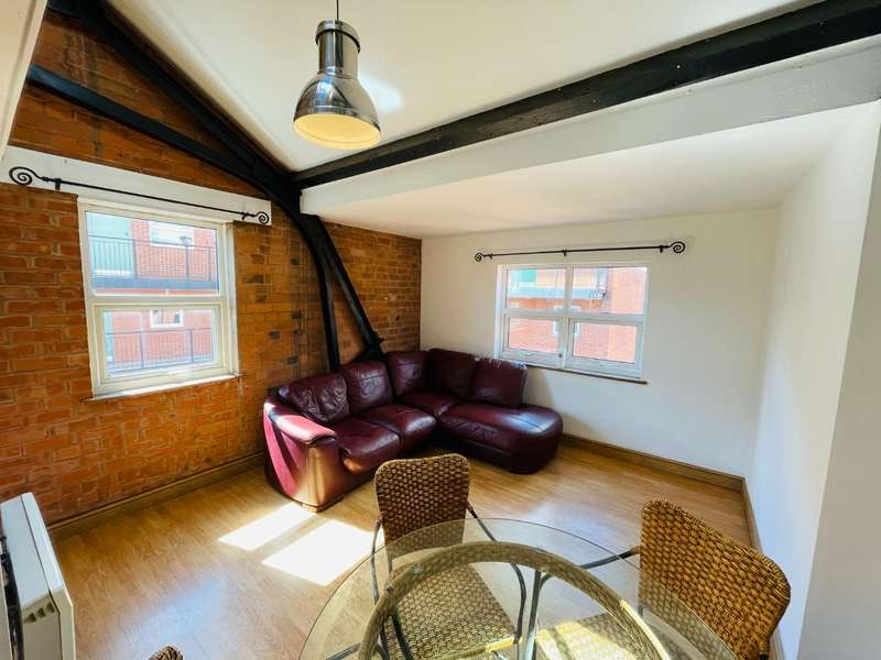1 Bedroom Apartment Flat for sale in The Driver Building, Marquis Street, Leicester