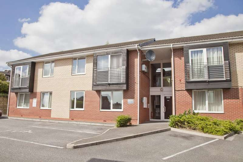 2 Bedrooms Apartment Flat for sale in Elevation Court, Lincoln
