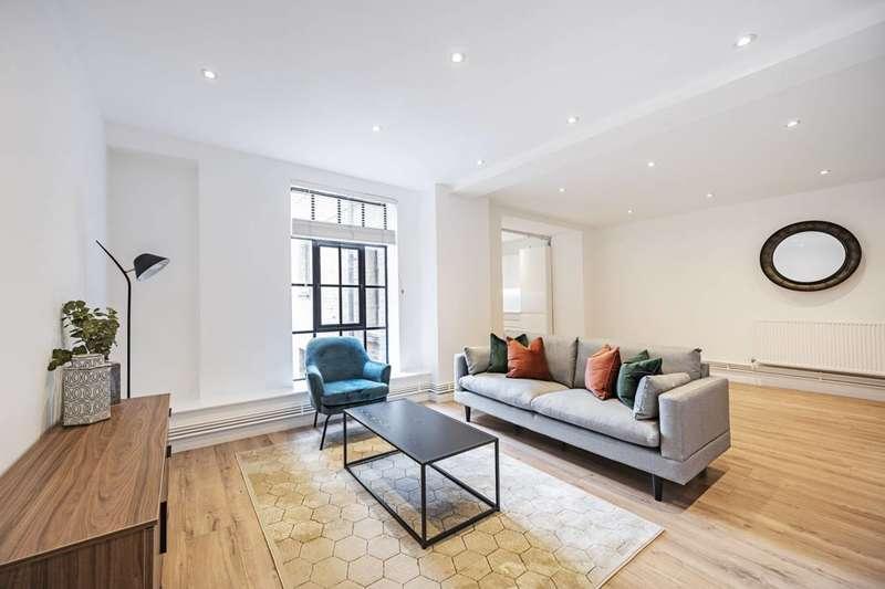 3 Bedrooms Flat for rent in Tyssen Street, Hackney, E8