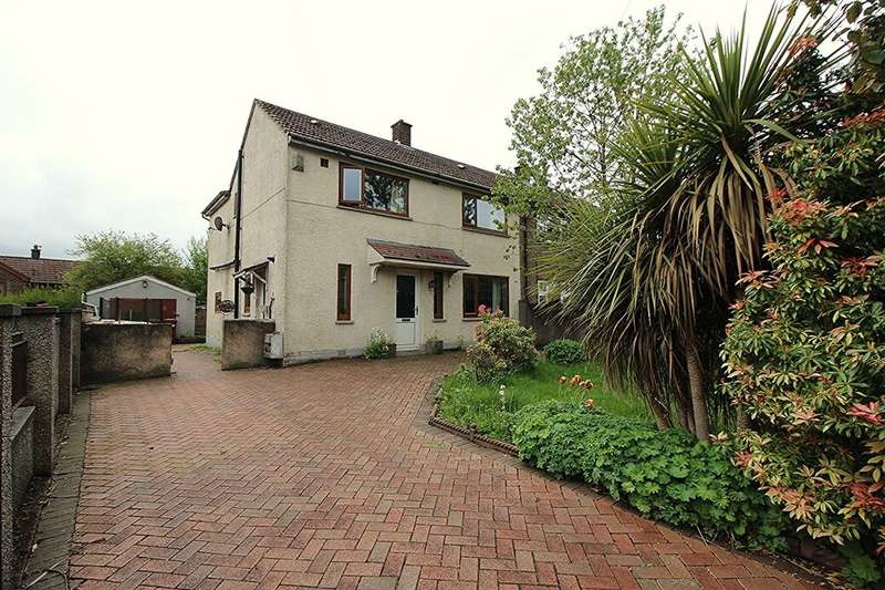 3 Bedrooms Semi Detached House for sale in Troon Avenue, Blackburn, BB1