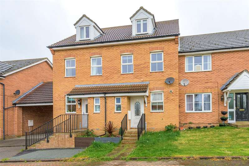 3 Bedrooms Terraced House for sale in Spilsby Meadows, Spilsby