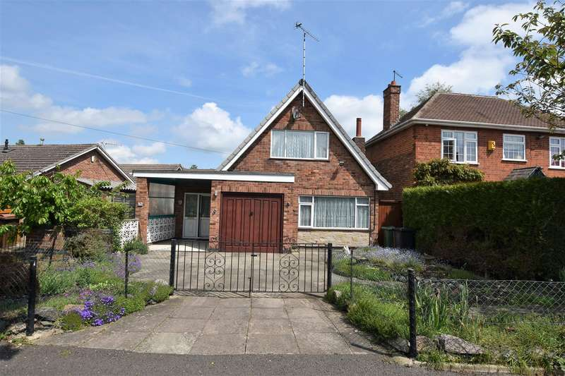 2 Bedrooms Detached House for sale in Gladstone Avenue, Loughborough