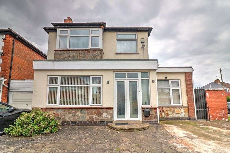 4 Bedrooms Property for sale in Cleveleys Avenue, Leicester LE3 2GG