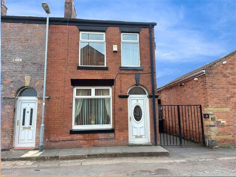 2 Bedrooms Semi Detached House for sale in Smethurst Street, Middleton, Manchester
