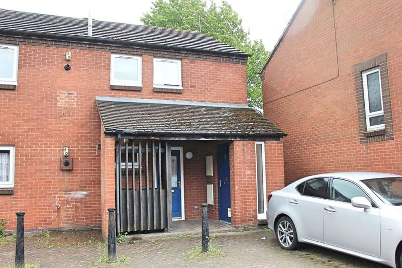 2 Bedrooms Flat for sale in Shirley Street, Leicester