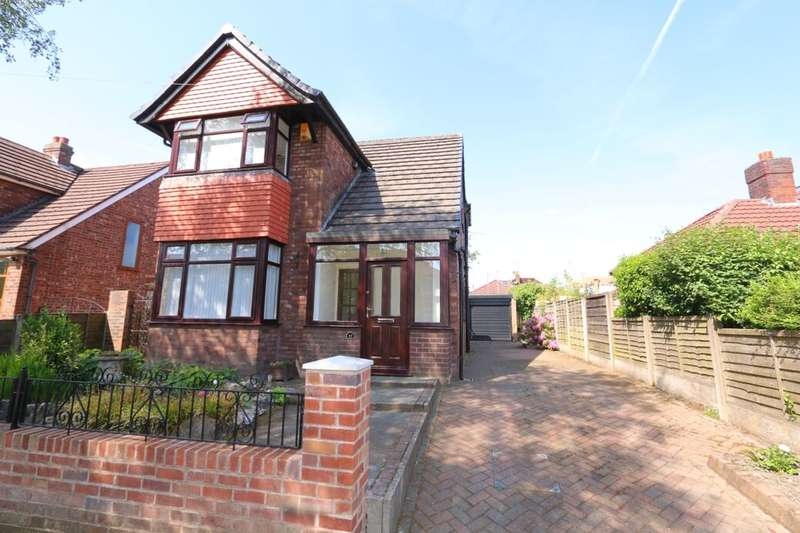 3 Bedrooms Detached House for sale in Foxhall Road, Denton, Manchester, M34