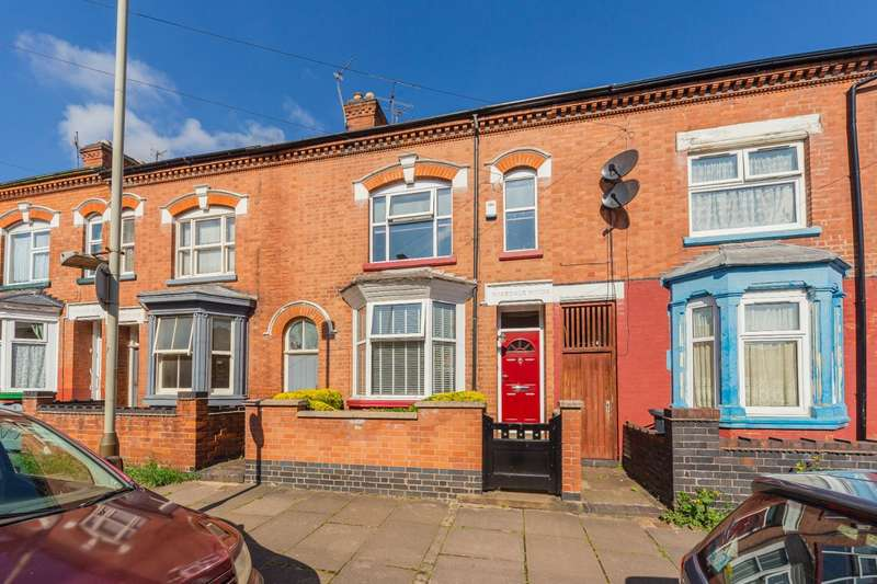 3 Bedrooms Terraced House for sale in Oban Street, Leicester