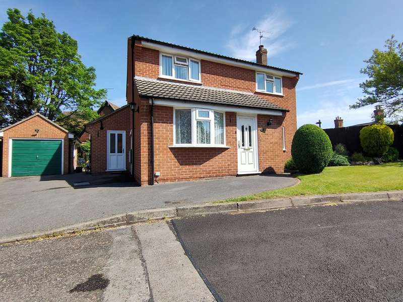 4 Bedrooms Detached House for sale in Old Rectory Close, East Leake, Loughborough