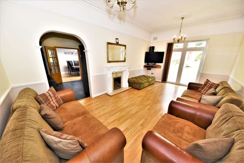 5 Bedrooms Detached House for sale in Gillott Road, Edgbaston