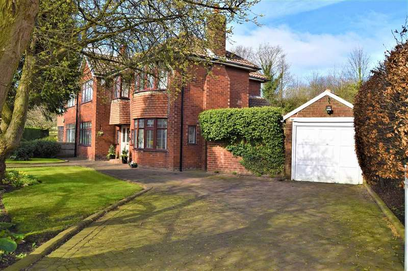 4 Bedrooms Semi Detached House for sale in Court Hey Avenue, Roby, Liverpool