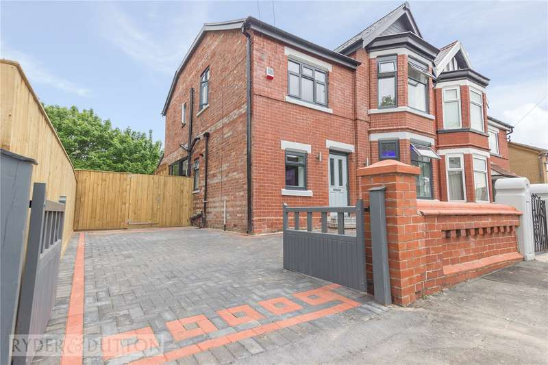 4 Bedrooms Semi Detached House for sale in Hill Lane, Blackley, Manchester, M9