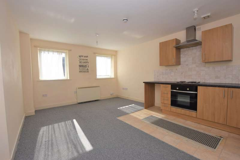 2 Bedrooms Property for sale in Hill Street, Hinckley LE10