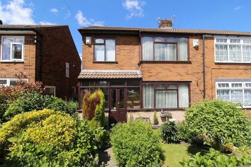 3 Bedrooms Semi Detached House for sale in Spencer Road West, Wigan, WN6 7HP
