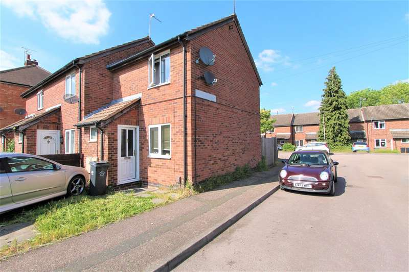 2 Bedrooms Town House for sale in Burnaston Road, Aylestone, Leicester LE2