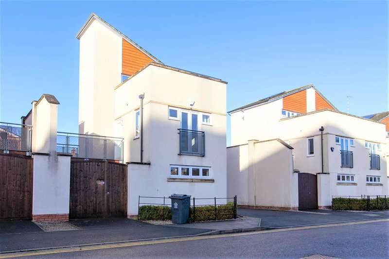 3 Bedrooms Detached House for sale in Watkin Road, Freemans Meadow, Leicester LE2