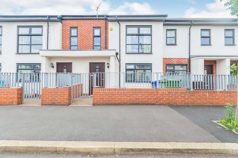 3 Bedrooms Terraced House for sale in Trautmann Close, Manchester, Greater Manchester, M14