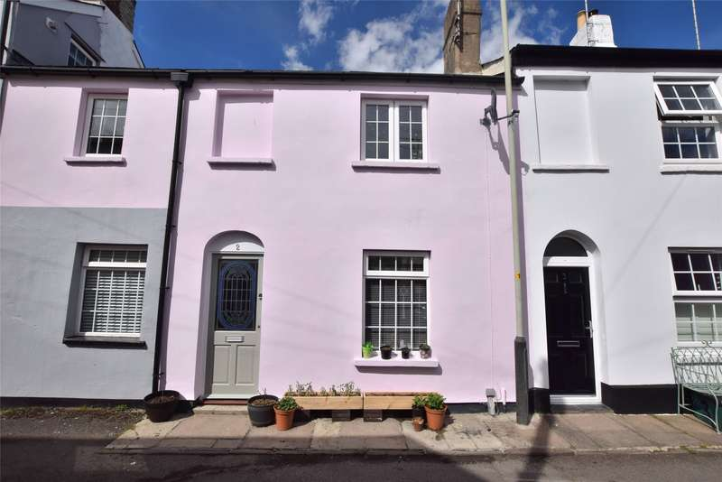 2 Bedrooms Terraced House for sale in Belmore Place, Cheltenham, GL53