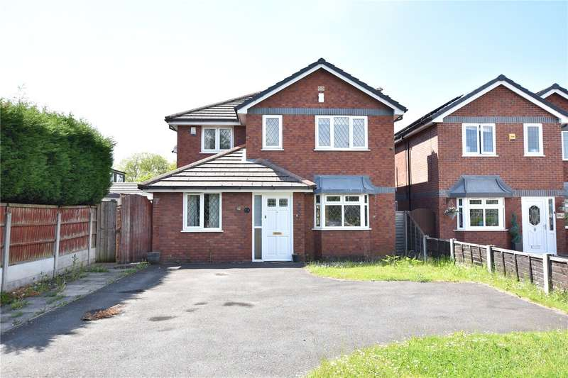 4 Bedrooms Detached House for sale in Green Lane, Hindley Green, Hindley, WN2