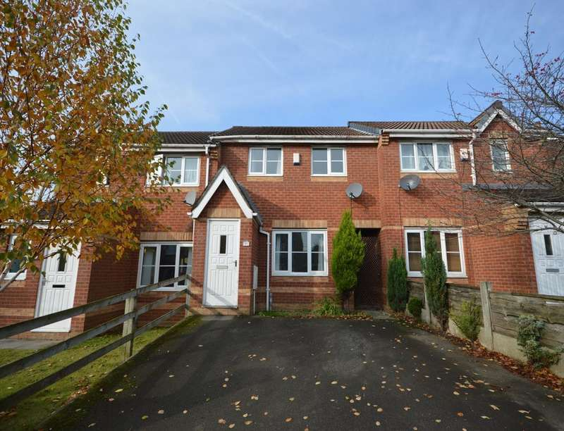 3 Bedrooms Property for rent in Wildbrook Road, Little Hulton, Manchester, M38