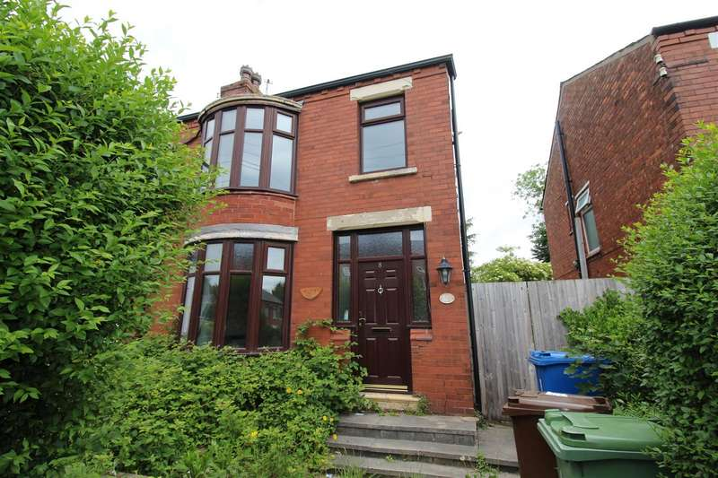 3 Bedrooms Semi Detached House for sale in Netherby Road, Springfield, Wigan, WN6 7PU