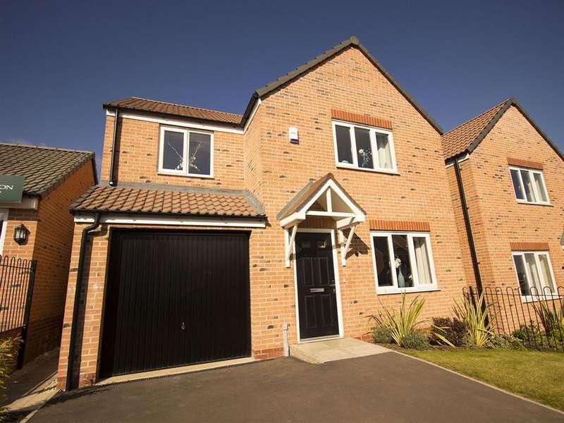 4 Bedrooms House for sale in The Roseberry, Appleyard Park, Fleckney Road, Fleckney, LE8 8DF