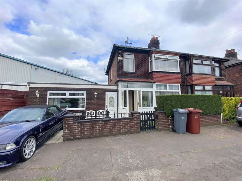 3 Bedrooms Semi Detached House for sale in Lees Street, Abbey Hey, Manchester