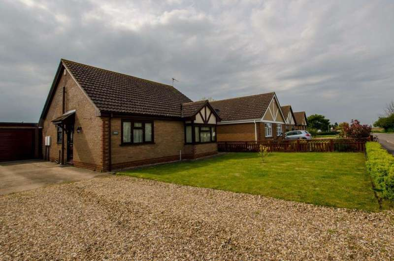 2 Bedrooms Bungalow for rent in Church Green Road, Fishtoft