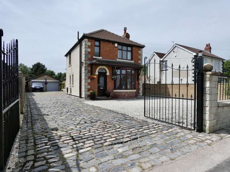 4 Bedrooms Detached House for sale in Breck Lane, Dinnington, South Yorkshire, S25