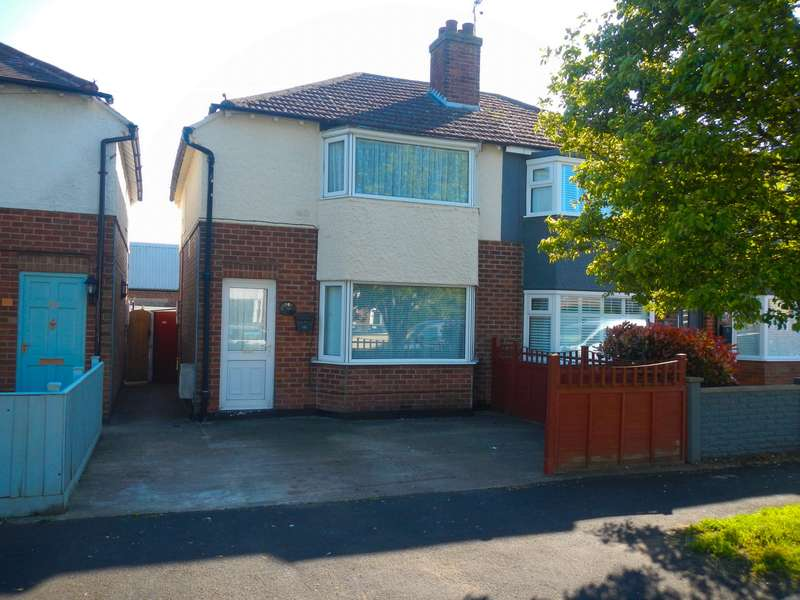 2 Bedrooms House for sale in George Avenue, Skegness, PE25