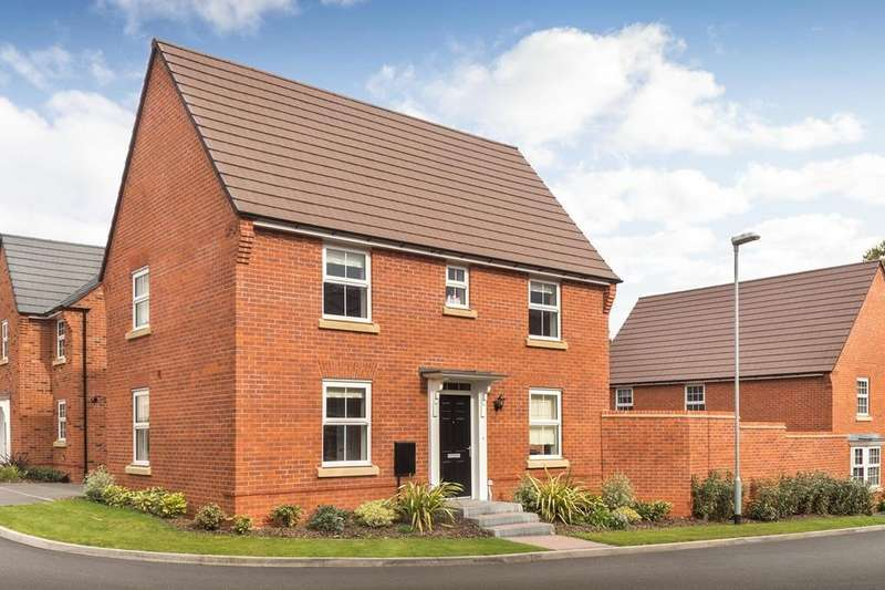 3 Bedrooms House for sale in Hadley, Burnmill Grange, Burnmill Road, Market Harborough, MARKET HARBOROUGH, LE16 7XB
