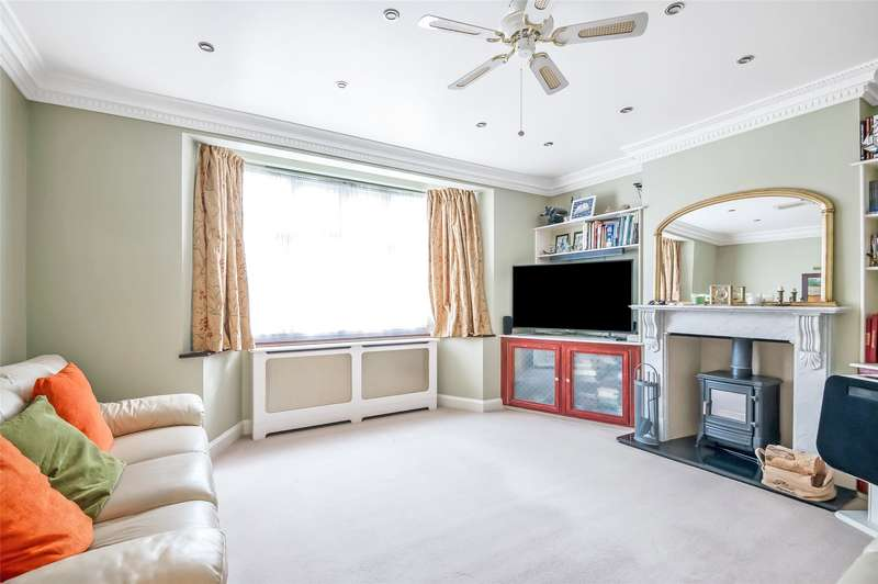 4 Bedrooms Semi Detached House for sale in Beulah Hill, LONDON, SE19