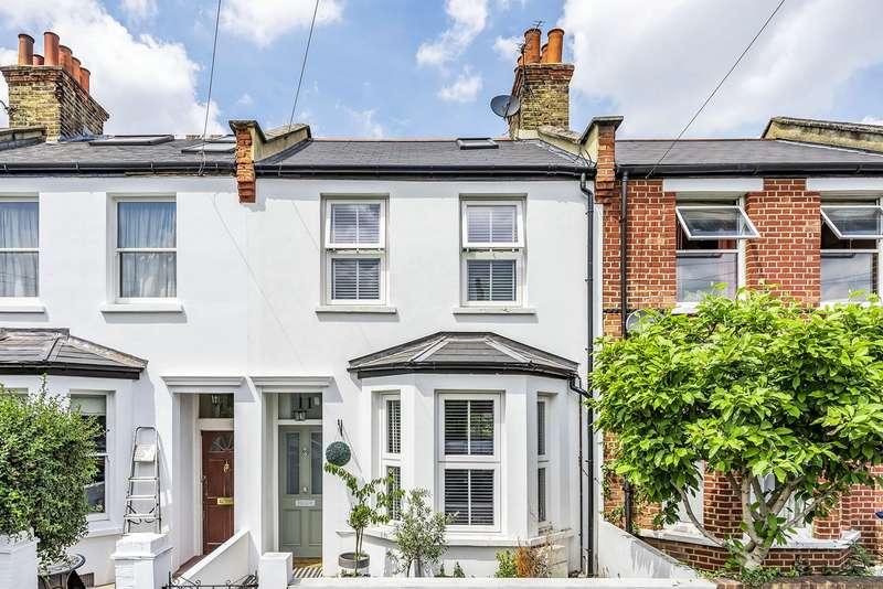 3 Bedrooms Terraced House for sale in Wolseley Road, London, W4