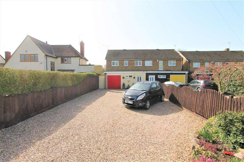 4 Bedrooms Semi Detached House for sale in Scraptoft Lane, Scraptoft, Leicester LE7