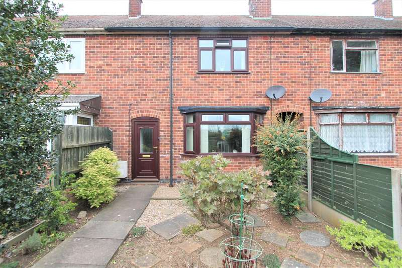 3 Bedrooms Town House for sale in Kenilworth Drive, Oadby, Leicester LE2
