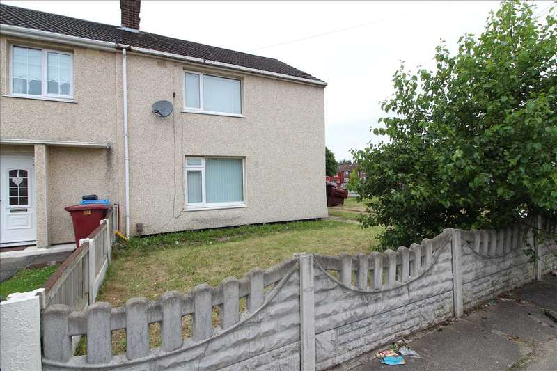 2 Bedrooms End Of Terrace House for rent in Copthorne Road 2, Kirkby