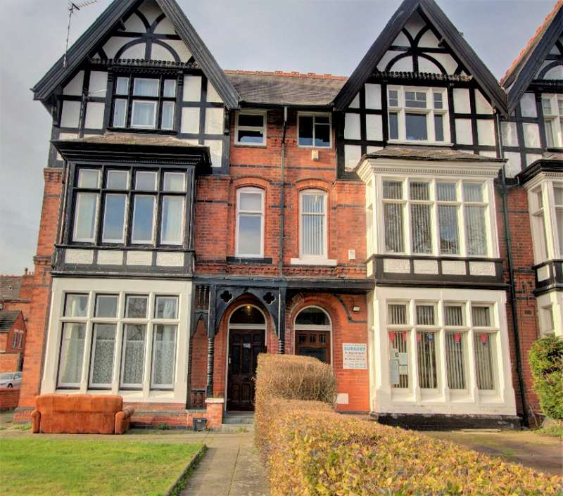 1 Bedroom Flat for sale in Narborough Road, , Leicester, LE3 0PE